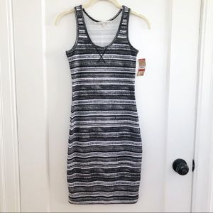 Rachel Roy striped tank dress